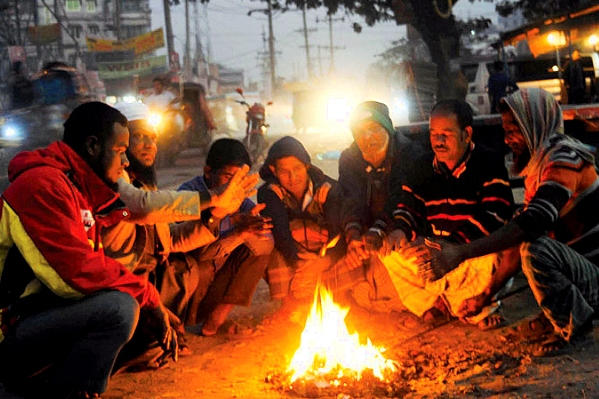 Bangladesh emerges from lethal cold snap that 'broke all records'