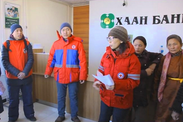 With Mongolia at risk of third consecutive  disaster, UK-supported forecast-based financing rolled out to complement expanded Red Cross operation