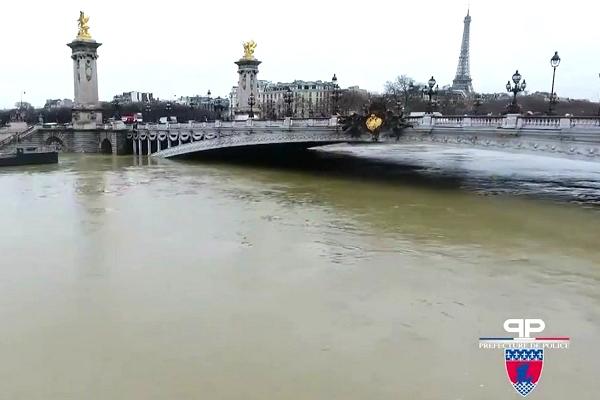 In Paris, Seine peaks just short of 2016 level as hundreds evacuated