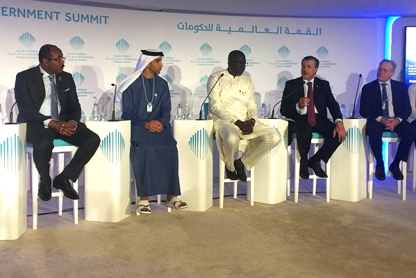IFRC named a key partner in UAE global Climate Project to reduce risk