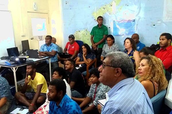 As Cyclone Gita heads for New Caledonia, Red Cross hails 'crafty evacuation plan' that saved Fijians