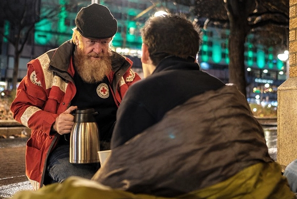 Red Cross in Europe urges people to check on neighbours as freeze threatens elderly, homeless and isolated
