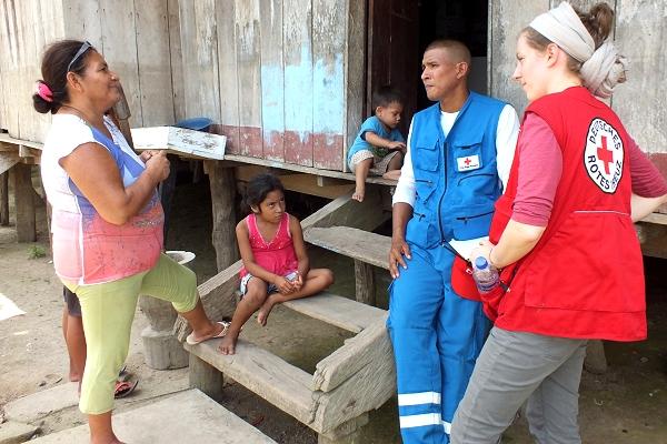 Assessing flood preparedness in the Peruvian Amazon basin