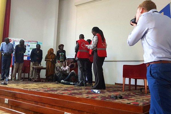 Kenya Red Cross hosts first dialogue platform for forecast-based financing in Africa