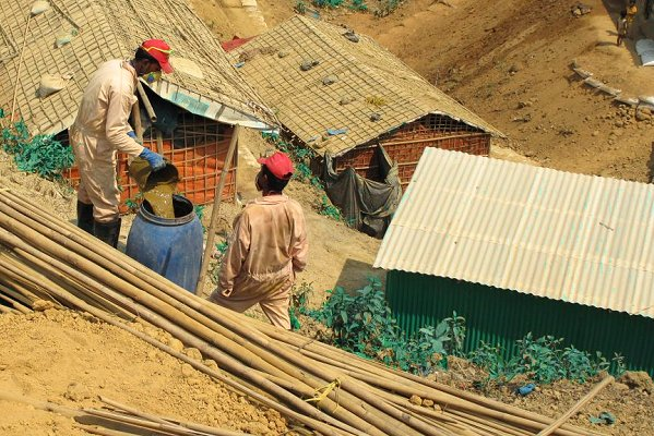Bracing for a crisis within a crisis in Bangladesh
