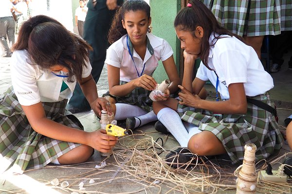 Resilience and environmental protection with PfR in Guatemala (and a school trip)