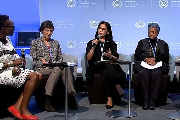 IFRC writes its page of climate 'history' for Talanoa Dialogue in Bonn
