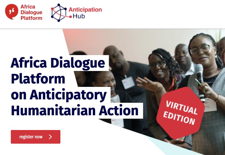 Africa Dialogue Platform on Anticipatory Humanitarian Action