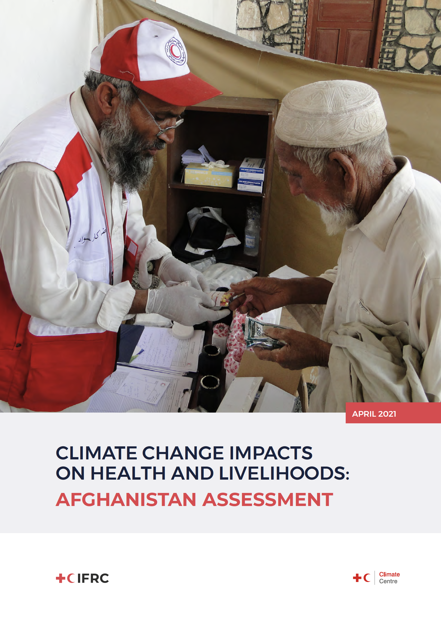 Climate Change Impacts on Health and Livelihoods: Afghanistan Assessment