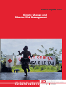 Annual Report 2008, Climate change and disaster risk management
