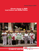 Annual Report 2009, Climate change in 2009: local actions and global politics