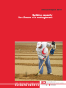 Annual Report 2010, Building capacity for climate risk management