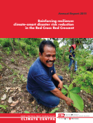 Annual Report 2011, Reinforcing resilience: climate-smart disaster risk reduction in the Red Cross Red Crescent