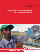 Annual Report 2014, Linking science, policy and practice for community resilience