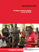 Annual Report 2015, Building resilience during a year of firsts