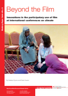 Beyond the film: Innovations in the participatory use of film at international conferences on climate