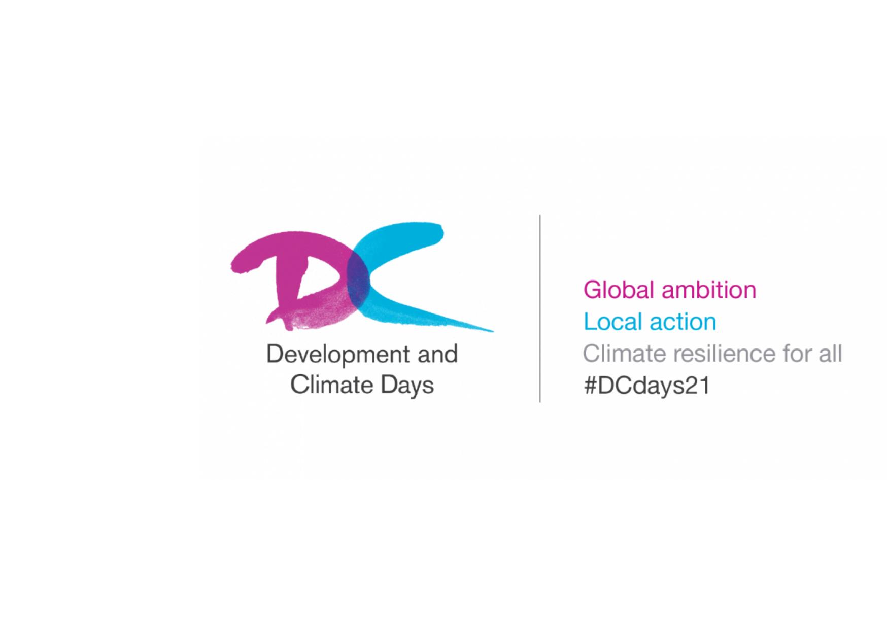 Development & Climate Days 2021