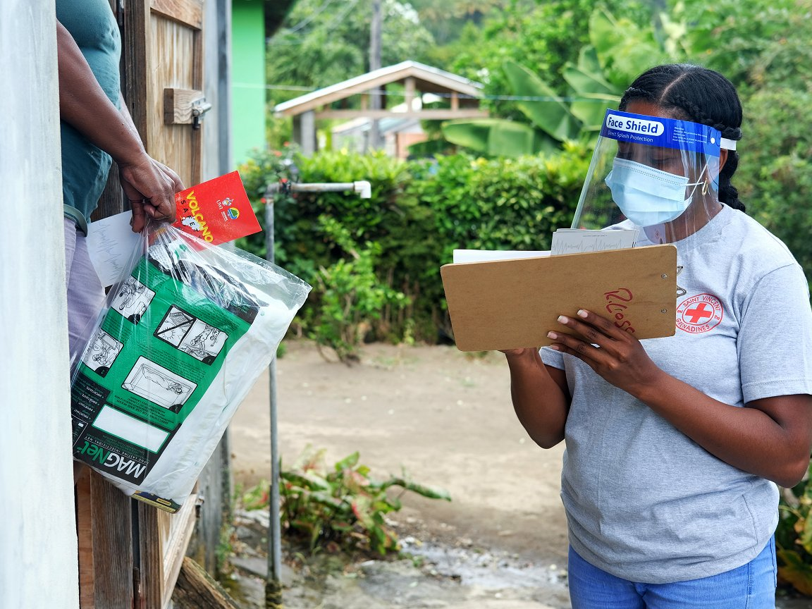 IFRC braces for Atlantic hurricane season amid Covid