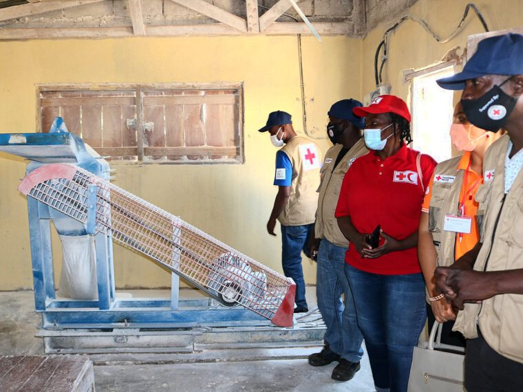 Zambia Red Cross takes reins on forecast-based action