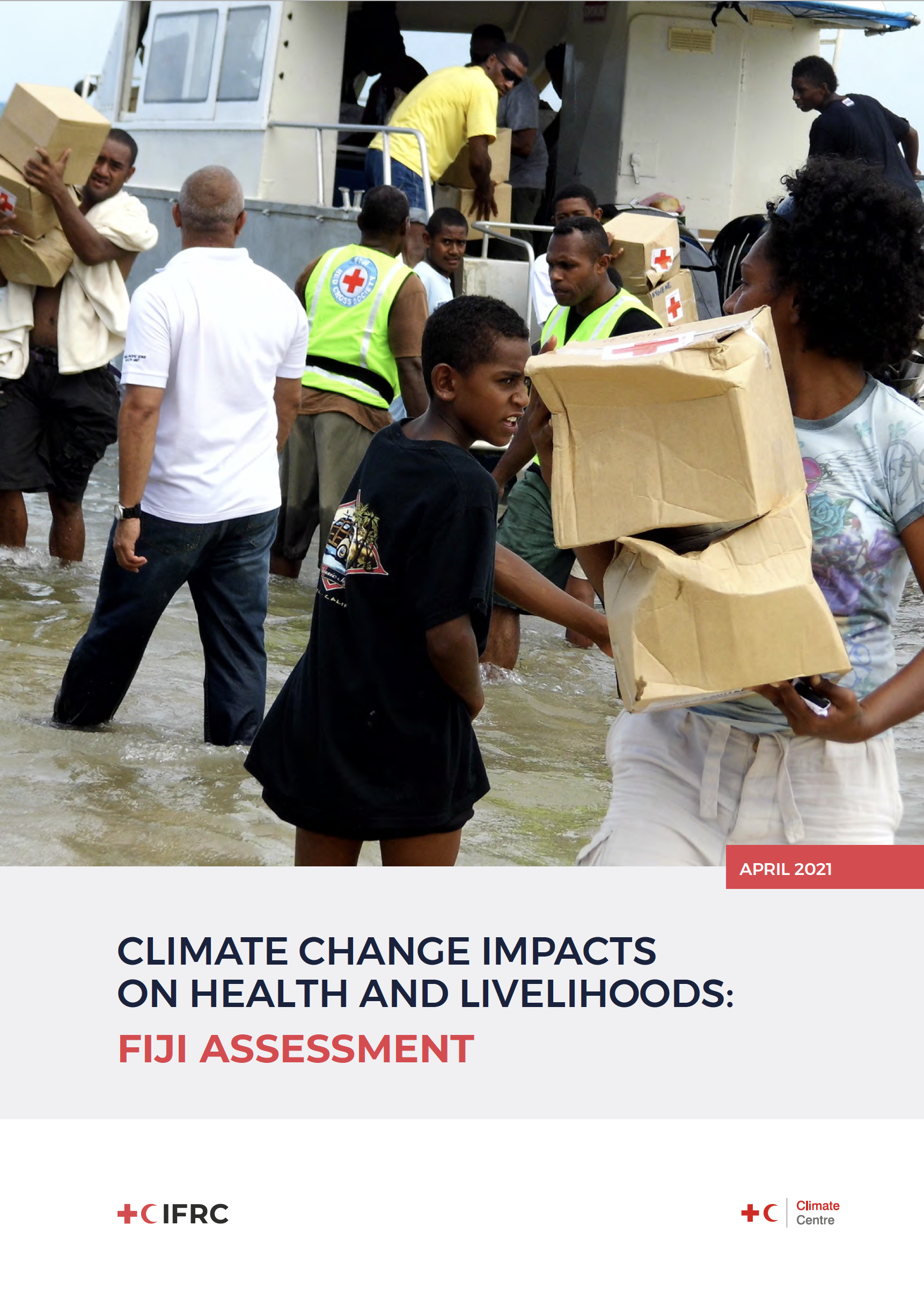 Climate Change Impacts on Health and Livelihoods: Fiji Assessment