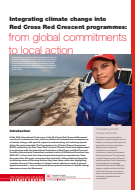 Integrating climate change into Red Cross Red Crescent programmes: From global commitments to local action