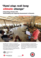 Integrating climate with vulnerability and capacity assessment in Vanuatu