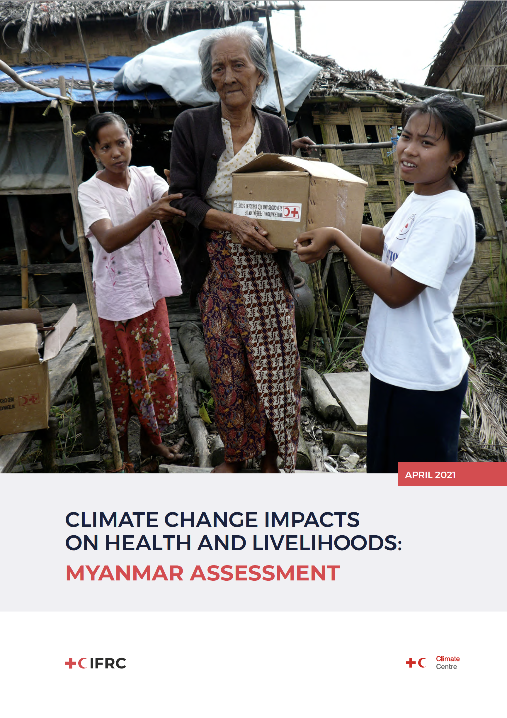 Climate Change Impacts on Health and Livelihoods: Myanmar Assessment
