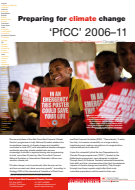 Preparing for climate change: PfCC 2006–11