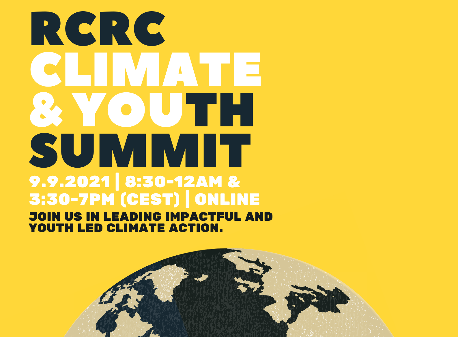 Join Global RCRC Climate Youth Community!