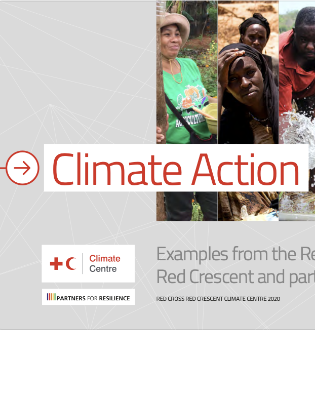 Climate Action: Examples from the Red Cross Red Crescent Partners