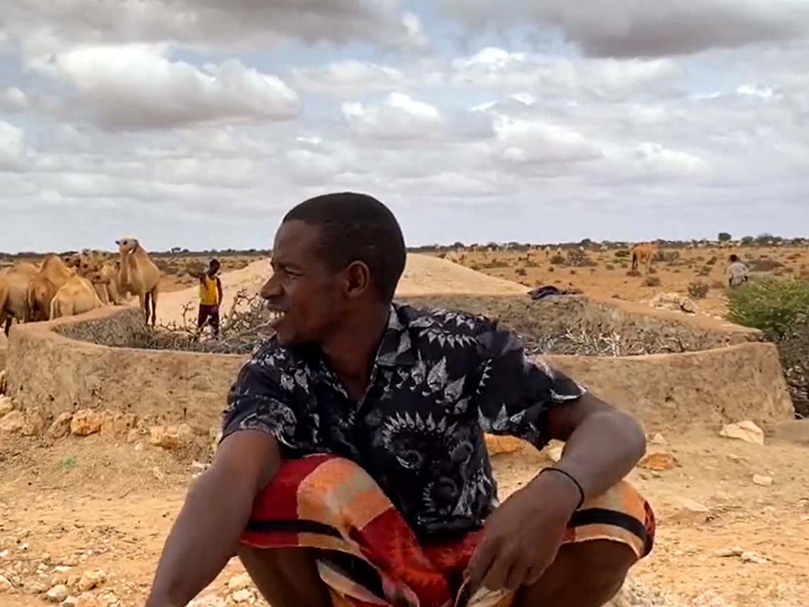 ICRC: Climate change and conflict threaten Somali herders