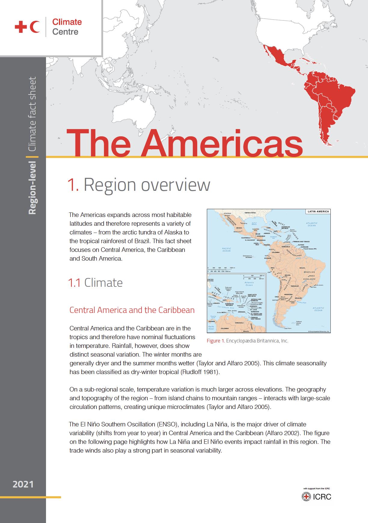 Region: The Americas