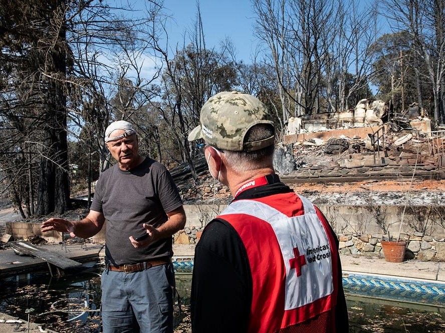 American Red Cross: Climate change a worldwide humanitarian emergency and  defining threat of the 21st century