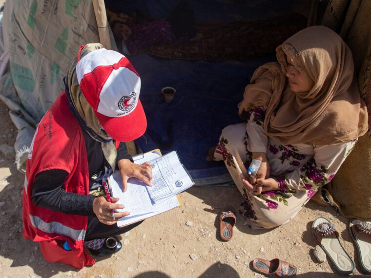 IFRC urges more international support for Afghans affected by worsening drought