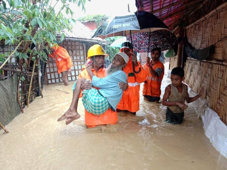 IFRC: 140 million people hit by twin crises of climate and Covid