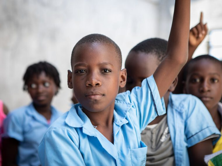 IFRC: Urgent action needed to protect children against climate-related disasters in Africa